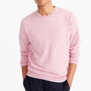 J. CREW Men's Cashmere Crewneck Sweater - M